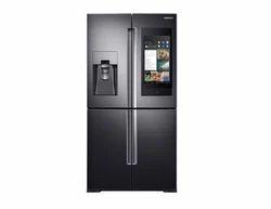 Grey Samsung Refrigerators RF28N9780SG