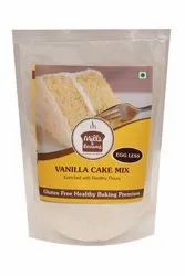 Mills & Brown Eggless, With Egg Glutenfree vanilla Cake Mix, Packaging Type: Box