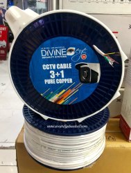 Divine Eye CCTV Cable