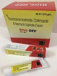 Fluocinolone Acetonide , Clotrimazole Neomycin Sulphate Cream