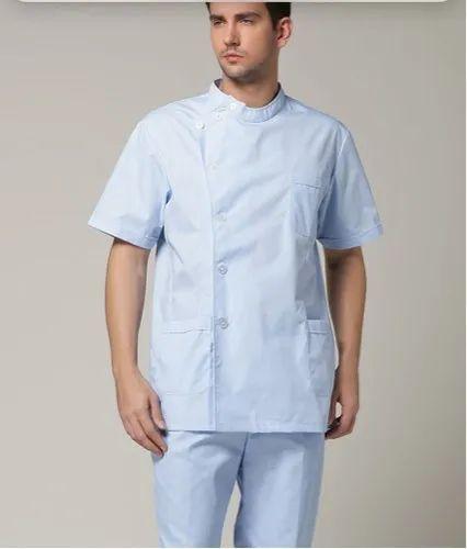Dental Uniforms - Dental Lab Coat Manufacturer from Delhi
