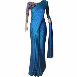 6ca1e6a71939a Multicolor Designer Soft Silk Saree at Rs 12690  piece