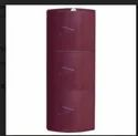 Plastic Cream, Maroon Corner Cabinet - 3 Door, For Home