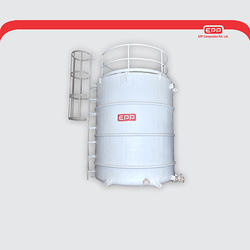 EPP Cylindrical FRP Mixing Tanks