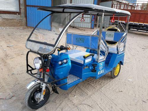 Classic Battery Operated Rickshaw