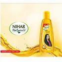 Herbal Hair Care Nihar Shanti Mustard Hair Oil - 34 Ml / 70 Ml / 175 Ml