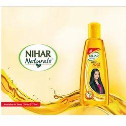 Herbal Hair Care Nihar Shanti Mustard Hair Oil 34 Ml 70 Ml 175 Ml Rs 200 Piece Id 21359832688