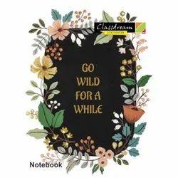 Perfect Bound Paper Classdream Regular Notebook