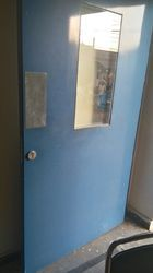 Epoxy Powder Coated PUF Hospital Door