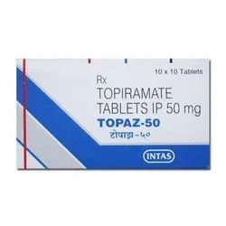 Topiramate Tablets 50 Mg