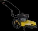 Wheeled String Trimmer & Brush Cutter Lawn Mower