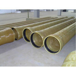 FRP and GRP Pipes | Manufacturer from Chennai