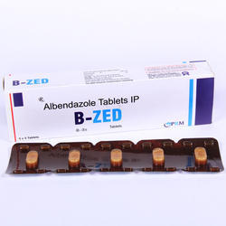 Albendazole 400mg Tablet