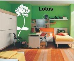 Big Stencils Lotus