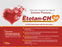 Losartan 50 mg & Chlorthalidone 12.5 mg
