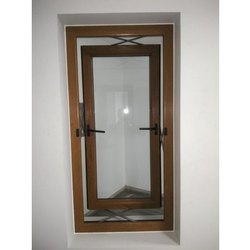 UPVC Parallel Opening Window, Glass Thickness: 6mm
