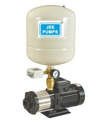 Jee Pumps 0.5 - 10 Hp Pressure Booster Systems, For Industrial, Model Name/Number: Jhm Series