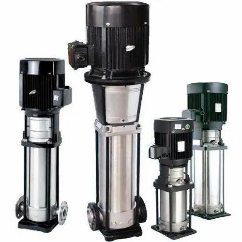 Industrial CRI Pumps - CRI Vertical Multistage Centrifugal Pumps