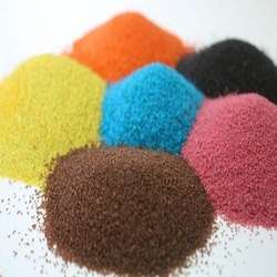 Shobhana Enterprises Color Crystal Sand, For Garden Decor,Aquarium, Size: 1-2mm