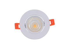 LED White 3 Watt COB Light, 3W
