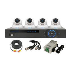 Dahua 4 Ch.DVR, 4 DOM /Bullet Camera 2MP Complete set