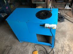Hydraulic Nut Crimping Machine