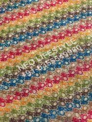 Embroidery Digital Prints Fabric