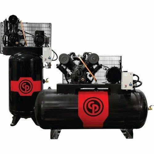 2 Hp Chicago Pneumatic Air Compressor