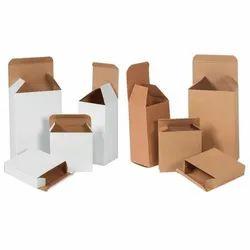 Plain Folding Cartons, For Food