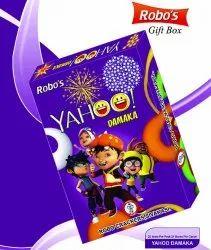 Robo's Yahoo Crackers Gift Box
