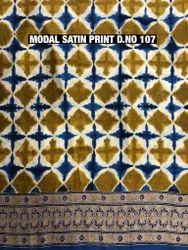 Modal Satin Prints