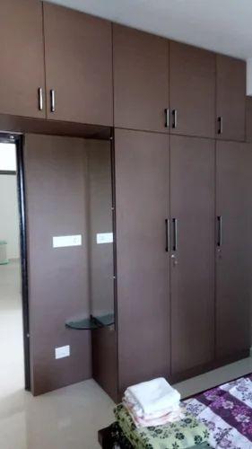 Interior Decoration - Master Bedroom Wardrobe Manufacturer from ...