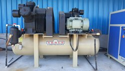 Reciprocating type Duplex Air Compressor