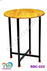 Polish Round Table.Natural Polish Round Table Top Rubber Wood Id 20572255091