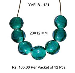 Lampwork Fancy Glass Beads - YVFLB-121