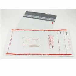 Tamper Evident Security Envelope
