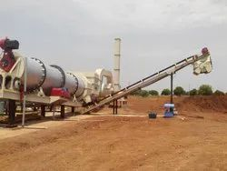 Bitumen Hot Mix Plant