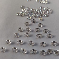 Transparent American Diamond