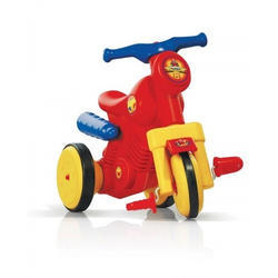 Ok Play Multi Color Baby Scooter Size Dimension 60 X 39 5 X 52 Cm