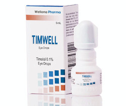 Timolol Eye Drops