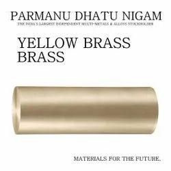 Yellow Brass Bar