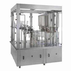 24 BPM Water Bottle Filling Machine