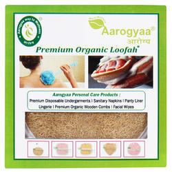 Aarogyaa Fancy Natural Bulbous Loofah