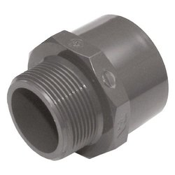PVC Pipe Male Threaded Adapter