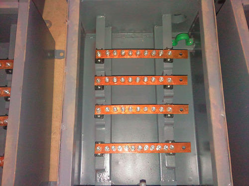 Three Phase Busbar Panel For Household Rs 35000 Piece