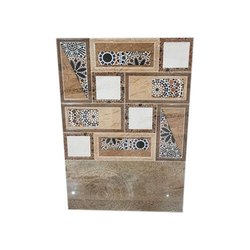 Ceramic Bathroom Wall Tile, Size: 12x18 Inch