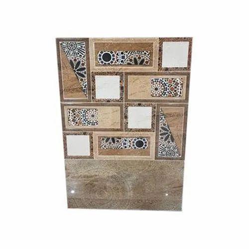 ceramic bathroom wall tile size 12x18 inch rs 175 box