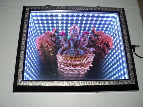 Lakshmi God Led Light Frame At Rs 2500 Piece Tadbund New