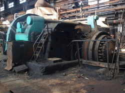 6000 Ton Forging Press Ram - Machining Job Work