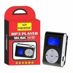 Plastic Signatize Mp3 Player